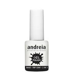 Base Top Coat 2 in 1 for polish gel Andreia Higicol