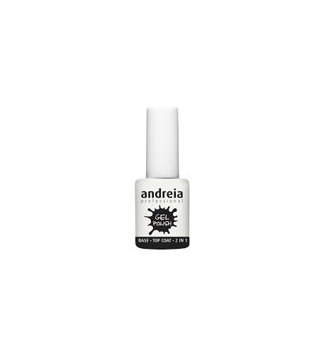 Base Top Coat 2 in 1 for polish gel Andreia Higicol