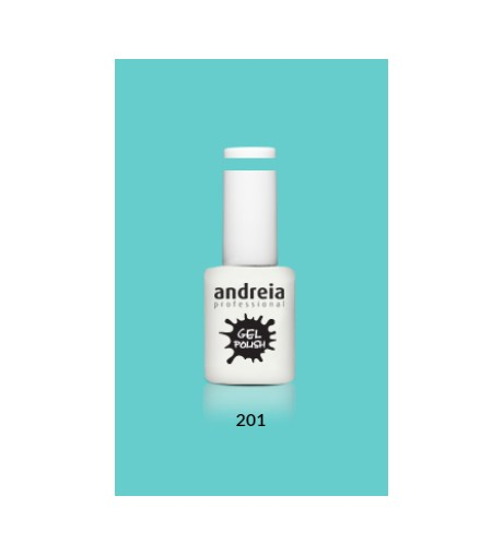 Andreia Nail Polish Gel 201