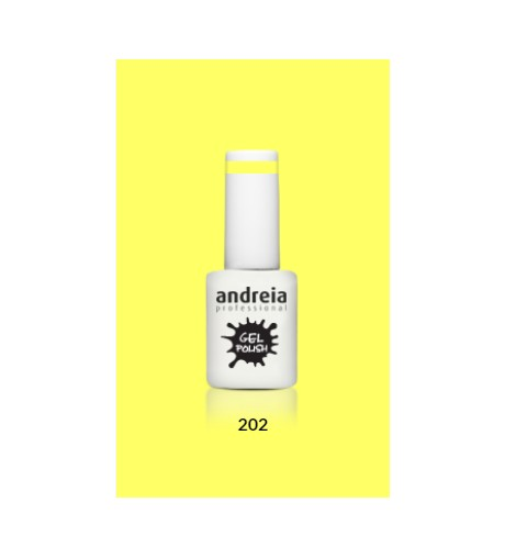 Andreia Nail Polish Gel 202