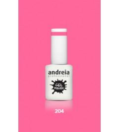 Andreia Nail Polish Gel 204