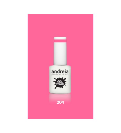 Andreia Nail Polish Gel 204