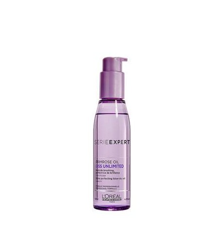 L'oréal Liss Unlimited Spray Blow Drying Oil